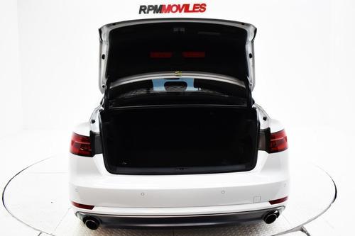 audi a4 2.0 fsi 190cv 2018 rpm moviles