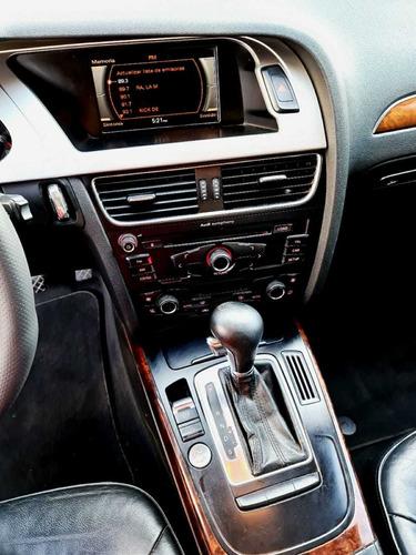 audi a4 2.0 t luxury s-tronic quattro dsg 2009