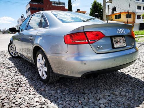 audi a4 2.0 t luxury s-tronic quattro dsg 2010 autos puebla