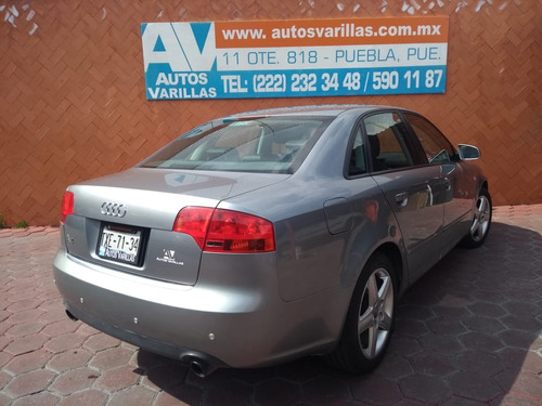 audi a4 2.0 t trendy multitronic 200hp cvt