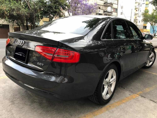 audi a4 2.0 t trendy plus 225hp mt 2014