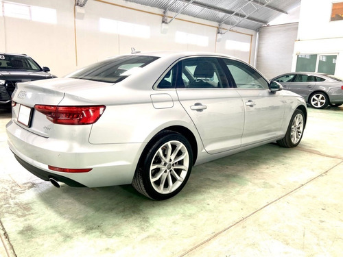 audi a4 2.0 tfsi 252 hp select quattro 2017