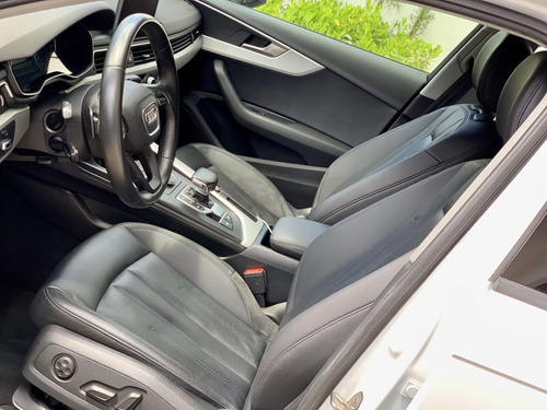 audi a4 2.0 tfsi attraction gasolina 4p s tronic 2016