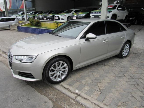audi a4 2.0 tfsi attraction gasolina 4p s tronic 2017