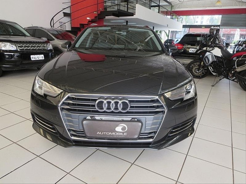 audi a4 2.0 tfsi avant limited edition gasolina 4p s tronic