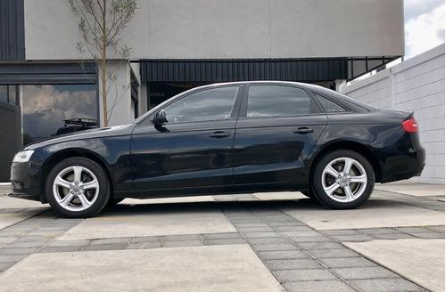 audi a4 2.0 tsi 2015 at 8vel sedan negro deportivo a credito