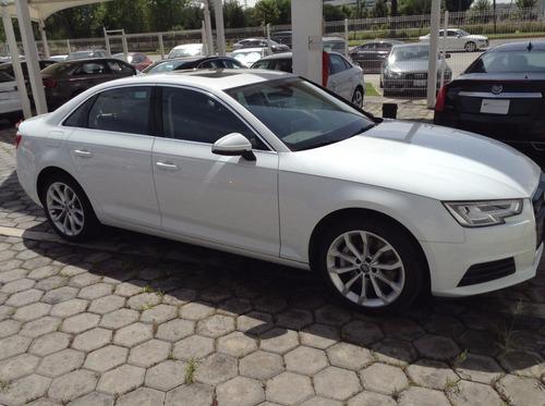 audi a4 2.0 turbo select quattro 2017 blanco (018279)