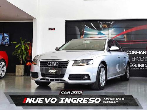 audi a4 2012 1.8 attraction tfsi 170cv multitronic -car cash