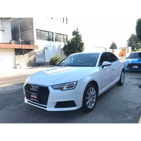 Audi A4 2017 2.0 T Dynamic 190hp Dsg 2017