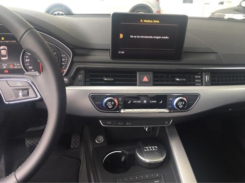 audi a4 2018 0km 2.0t stronic automatico 4 puertas gris plat