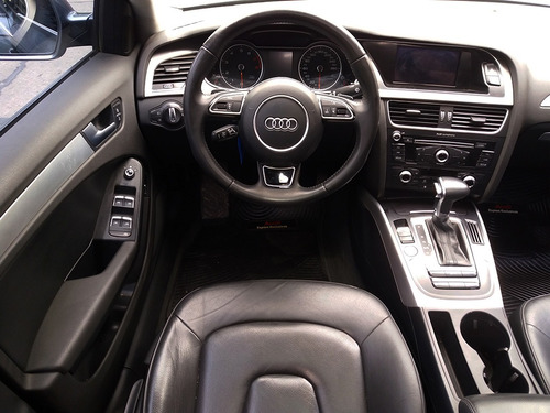 audi a4 2.0t attraction tfsi stronic quattro 2013 gris full