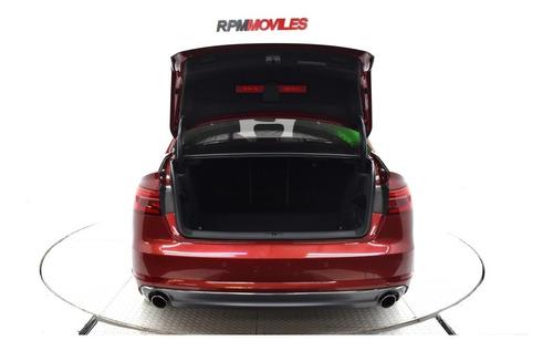audi a4 2.0t quattro automático 2017 rpm moviles
