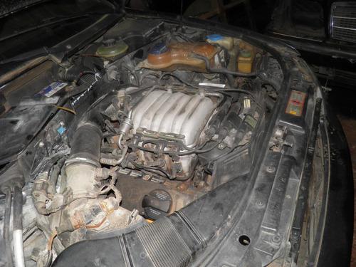 audi a4 2.8 v6 12v 1997 sucata p peças motor cambio