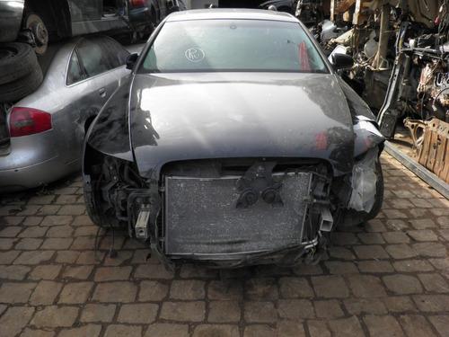 audi a4 3.0 v6 30v 2006 sucata p peças motor cambio rodas