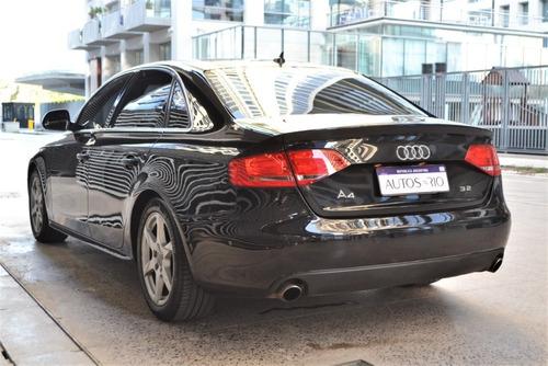 audi a4 3.2 v6 quattro automatico 2008