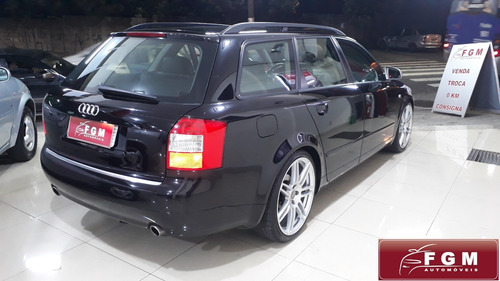 audi a4 avant 1.8 20v turbo multitronic 2004.