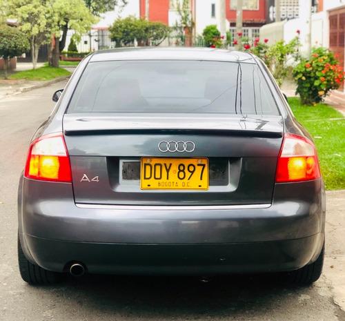 audi a4 b6 2.0 cc azul perla transparente sedan