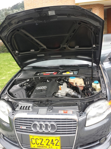 audi a4 b7 1.8 turbo multitronic luxury