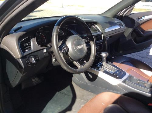 audi a4 front trendy motor 1.8lts multritronic 8 vel. 2013