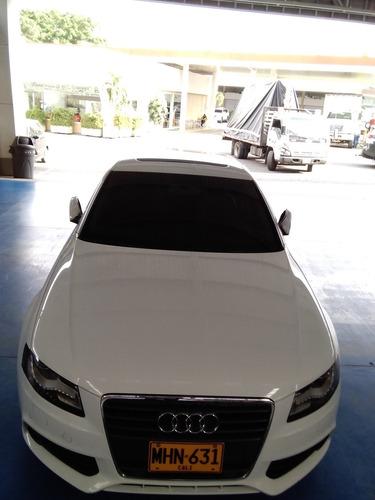audi a4 luxury 2012 1.8, todos los mantenimiento en la audi