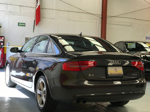 audi a4 luxury front 2013