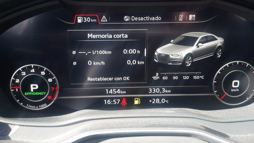 audi  a4 s-line s tronic 2017 demo