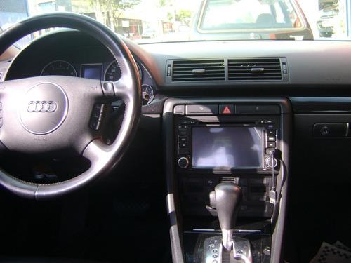 audi a4 sedan 3.0 multitronic 5p