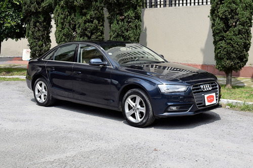 audi a4 trendy plus azul 2013