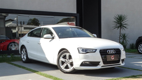 audi a5 1.8 tfsi sportback attraction 16v gasolina 4p