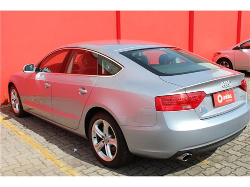 audi a5 1.8 tfsi sportback attraction 16v gasolina 4p multit