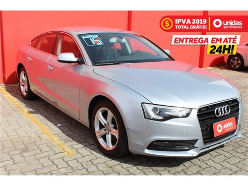 audi a5 1.8 tfsi sportback attraction 16v gasolina 4p multit