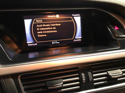 audi a5 2.0 30 años turbo s tronic qtro dsg 20011 excelente!
