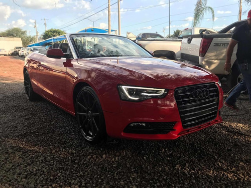 audi a5 2.0 cabriolet t at 2014