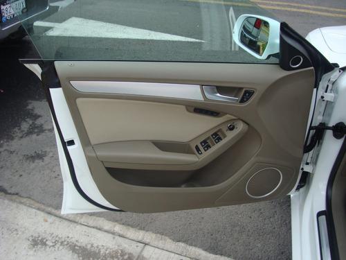 audi a5 2.0 luxury turbo s tronic quattro dsg 2010 blanco.