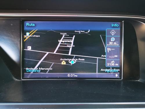 audi a5 2.0 spb t luxury multitronic cvt 2013