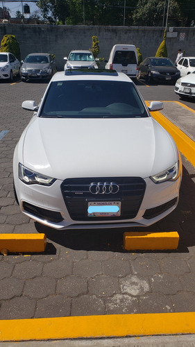 audi a5 2.0 t s-line quattro 225hp at