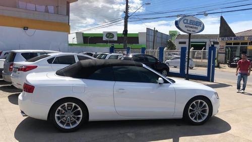 audi a5 2.0 tfsi cabriolet 16v gasolina 4p multitronic