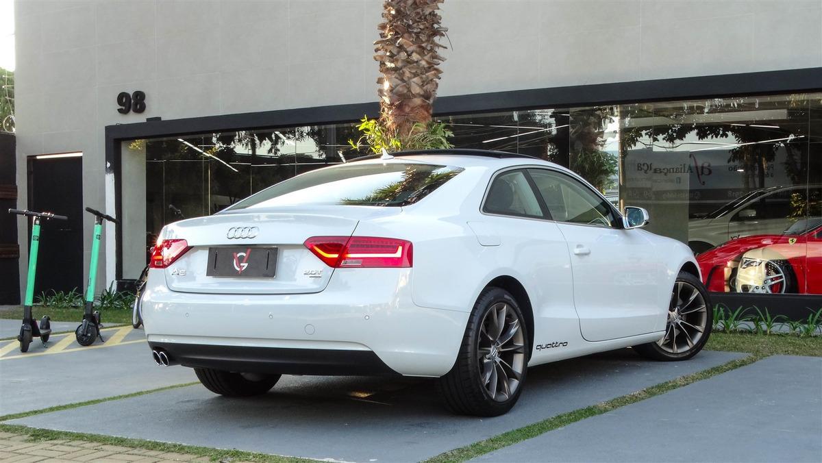 Audi A5 2 0 Tfsi Coupé Ambition 16v Gasolina 2p S-tronic