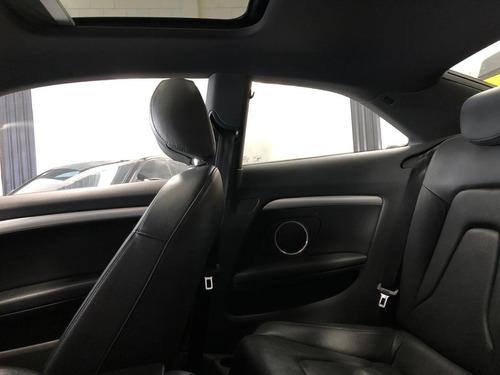 audi a5 2010 automatico 2.0 turbo deportivo rojo a credito