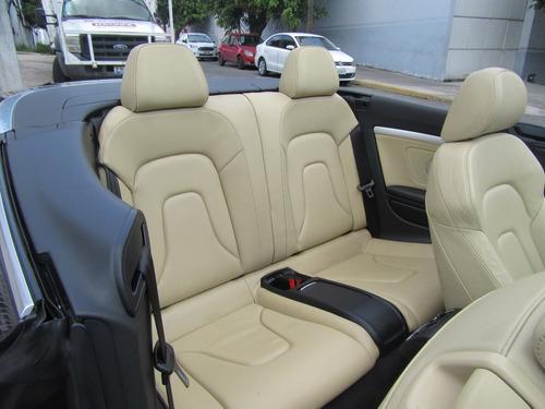 audi a5 2010 cabrio turbo 2.0 s tronic