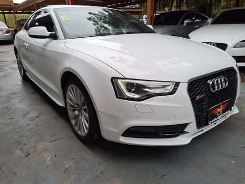 audi a5 2013 2.0t at coupe tfsi 225cv look s5 charliebrokers