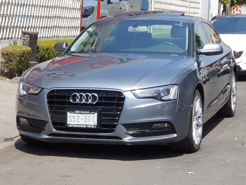 audi  a5  2013  luxury  2.0  factura de agencia impecable!!