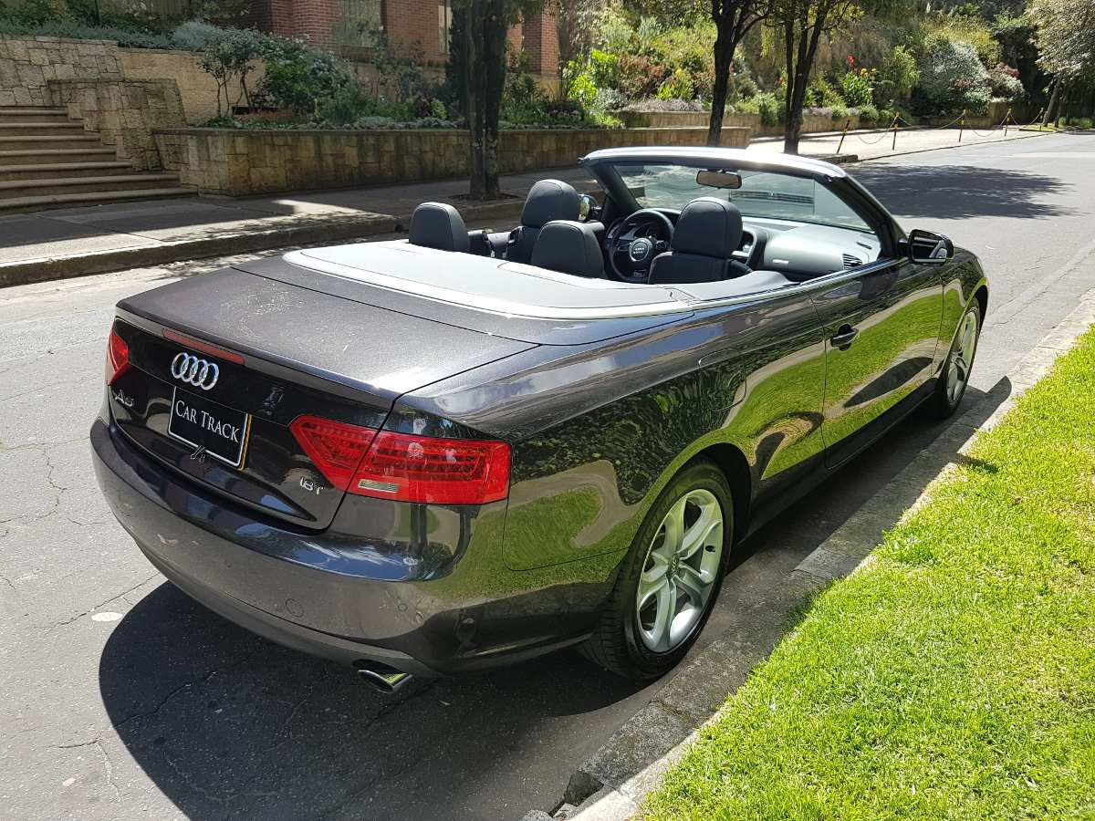 audi a5 cabriolet 1 8 tfsi 2015 km. Black Bedroom Furniture Sets. Home Design Ideas