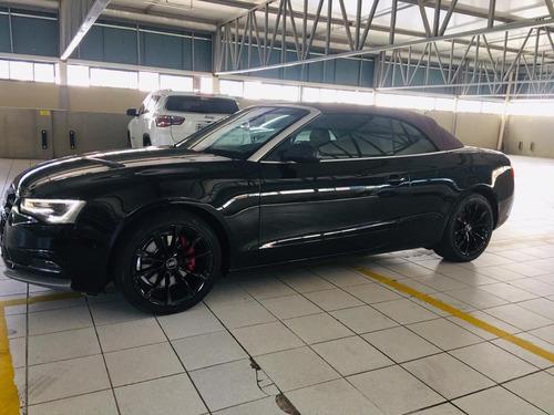 audi a5 cabriolet 2.0 tfsi ambition s-tronic, novinho.