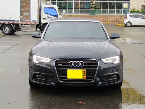 audi a5 cabriolet at 1800 t