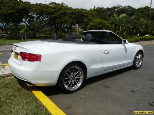audi a5 cabriolet multitronic comfort tp 1800cc t