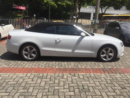 audi a5 cabriolet tfsi 1.8 2015 blanco 3 puertas
