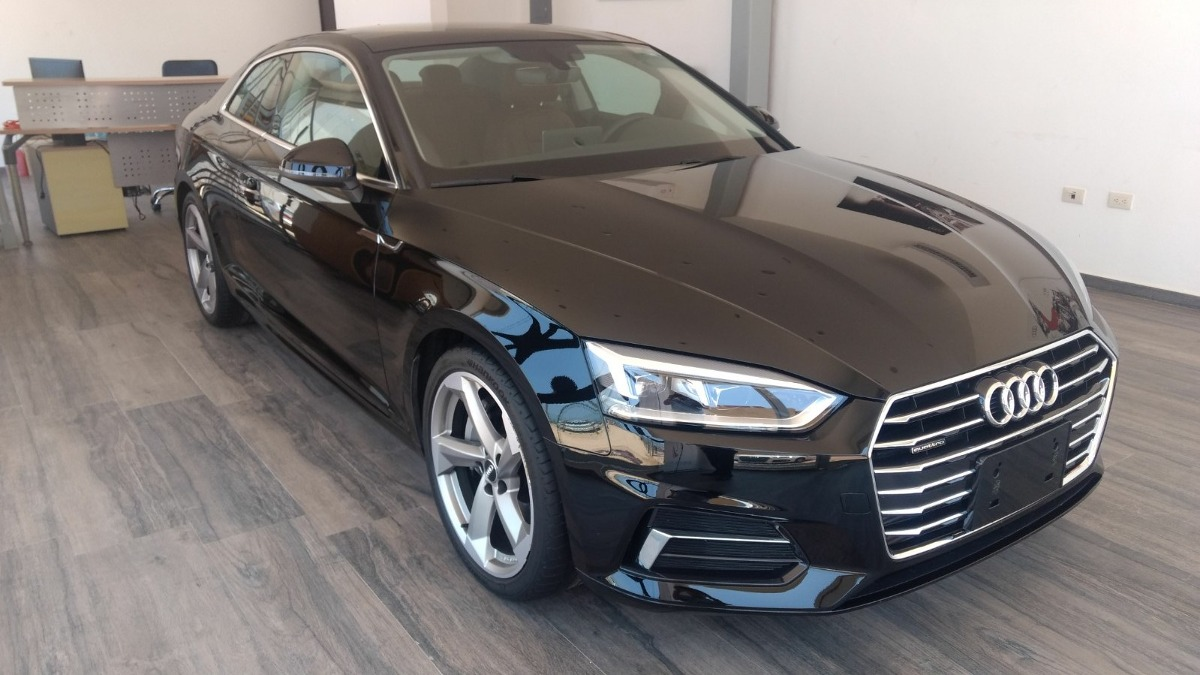 Audi A5 Coupe 2 0 Tfsi 252 Hp Elite Demo 2018 790 000