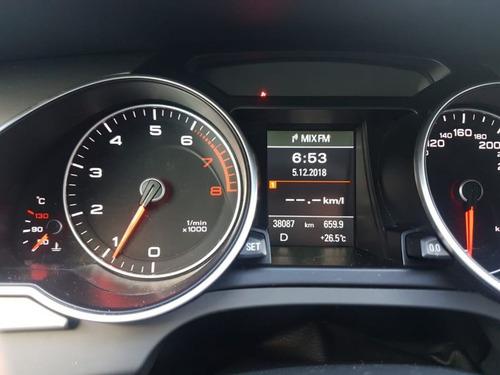audi a5 spb 2.0 otfsi at 2014 preto gasolina