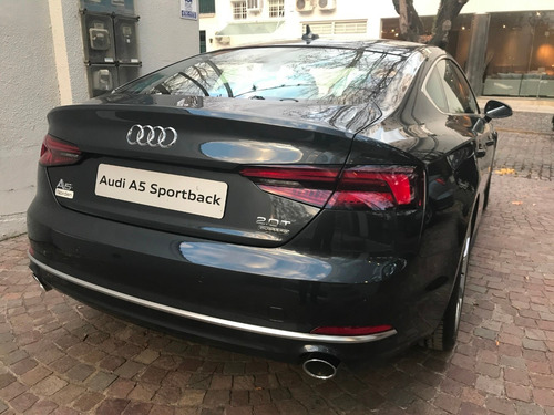 audi a5 sportback 2.0 tfsi 190 s tronic con llave confort